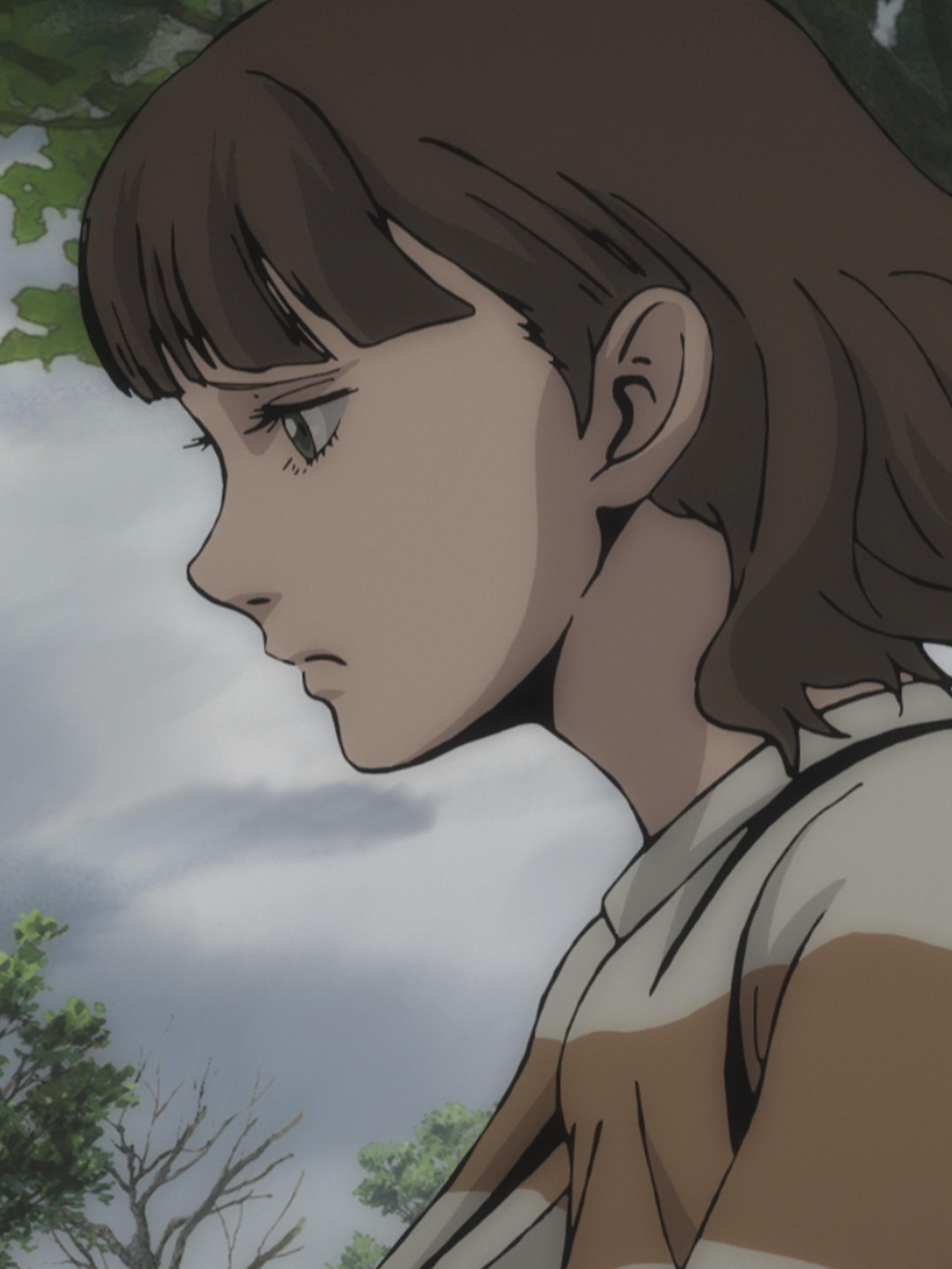 伊藤潤二『コレクション』-完全版-第10話「グリセリド」 「橋」